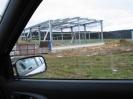 Bau der Halle 2