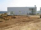Bau der Halle 3