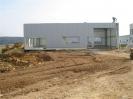 Bau der Halle 6